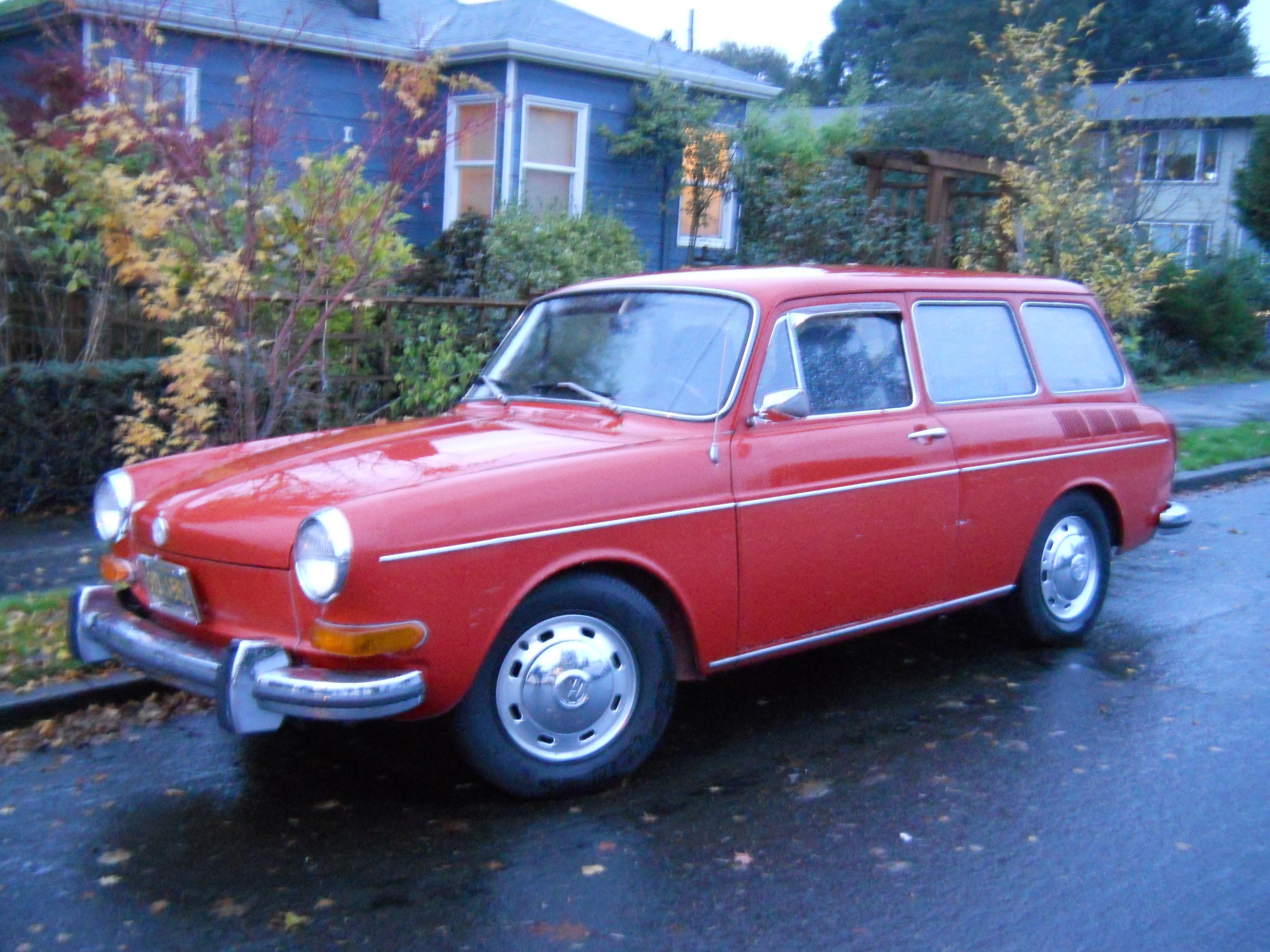 VWs in Portland | Classic Volkswagens seen in Portland ...